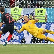 kasper schmeichel jucatorul meciului croatia danemarca