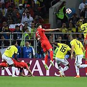 anglia a invins columbia la loviturile de departajare si s-a calificat in sferturile de finala ale cupei mondiale