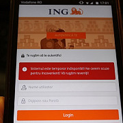 aplicatia ing home bank se incarca greu