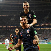 croatia a invins anglia scor 2-1 dupa prelungiri si s-a calificat pentru prima oara in finala cupei mondiale