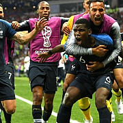 franta a invins croatia scor 4-2 si a castigat cupa mondiala la fotbal