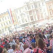 petrolistii au vazut finala mondialului din mijlocul fanilor croati