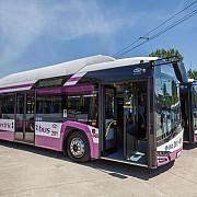 zece autobuze electrice cu aer conditionat internet camere video si sistem de ticketing la cluj-napoca