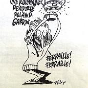 reactia ambasadoarei frantei la caricatura cu halep din charlie hebdo