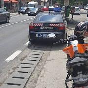 motociclist ramas fara permis pentru ca nu a oprit la semnalele politistilor prahoveni