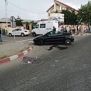 targoviste o tanara aflata sub influenta drogurilor a lovit mortal un barbat pe trecerea de pietoni