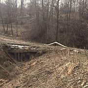 prahova o ia la vale alunecare de teren la drajna 24 gospodarii afectate foto