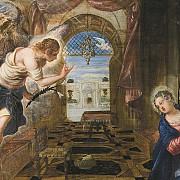 ortodocsii si catolicii sarbatoresc buna vestire ziua in care maicii domnului i s-a vestit ca il va naste pe hristos