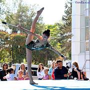 doua gimnaste ploiestene selectionate la centrul national olimpic pentru junioare