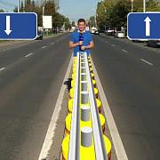separatoare cu role pe cele mai periculoase drumuri vom fi primii din europa