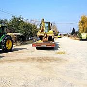 promisiune respectata incep lucrarile de canalizare in cartierul mitica apostol