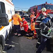 accident cu 2 morti pe dn1 in prahova alte 6 persoane au fost ranite