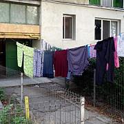 autoritatile din galati au interzis spalatul si uscatul rufelor in public