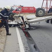 accident rutier deosebit de grav pe dn1a la stancesti