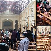 masacru de pastele catolic in hoteluri si biserici din sri lanka