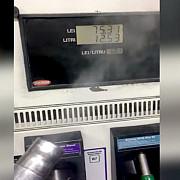 video teapa la o benzinarie de pe dn1 platesti pentru motorina dar primesti abur
