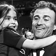 veste tragica din spania xana fiica de 9 ani a lui luis enrique a pierdut lupta cu cancerul