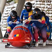 romania castiga o medalie de aur la campionatele europene de bob