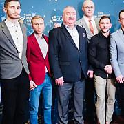 viceprimarul ganea premiat la gala atletismului romanesc
