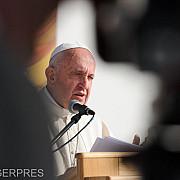 reuters despre vizita papei in romania un avertisment in privinta noilor ideologii
