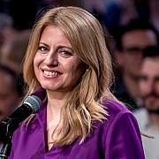 o avocata liberala a devenit prima femeie presedinte al slovacei