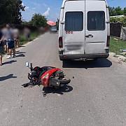 accident la poienarii burchii doi copii si un adult au ajuns la spital