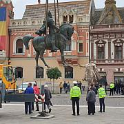 pretul fondurilor europene mihai viteazul eliminat din centrul oradei