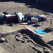 descoperire surprinzatoare a arheologilor la strejnic in judetul prahova