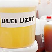 auchan colecteaza uleiul alimentar uzat si ofera detergent de vase apa plata sau ulei de floarea soarelui