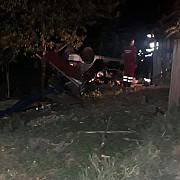 foto accident grav la moara noua in prahova un tanar a murit un altul e in stare grava