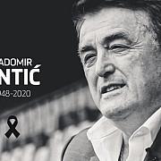 radomir antic fost antrenor la atletico madrid si al nationalei serbiei a decedat
