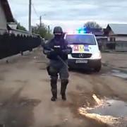 video actiune de amploare a fortelor de ordine in mimiu