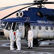 video doar doi bolnavi de coronavirus de la brasov au ajuns la spitalul judetean ploiesti al treilea a decedat in timpul transferului