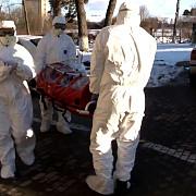 video pacienta suspecta de coronavirus scapata de pe targa la suceava