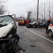 accident la magurele in prahova patru victime transportate la spital