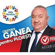 cristian mihai ganea candidatul pro romania la primaria municipiului ploiesti