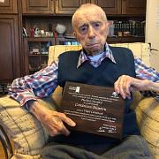 prahoveanul care era cel mai varstnic barbat din lume a murit la 111 ani