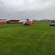 copil accidentat grav la ciorani a fost solicitat elicopterul smurd