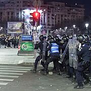 perchezitii in prahova dupa violentele de luni noaptea din bucuresti 22 de persoane duse la audieri