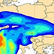 norul de praf saharian ajunge si in prahova