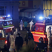 ministrul de interne spune ca o a cincea victima a fost gasita carbonizata intr-una din baile pavilionului de la matei bals care a luat foc