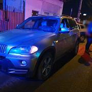 masina de lux furata din bucuresti descoperita de politisti la ploiesti