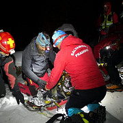 tragedie la inceput de an in bucegi doi tineri alpinisti gasiti morti