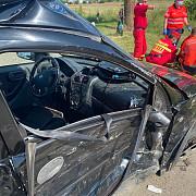 accident grav pe dn1 in zona paralela 45 o femeie a decedat