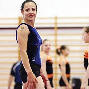 fosta gimnasta corina ungureanu mamica la 41 de ani