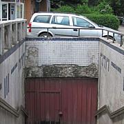 pasajele din bariera bucuresti abandonate de administratia volosevici