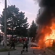 o masina a explodat la arad in autovehicul era un om de afaceri fostul socru al deputatului pnl sergiu bilcea