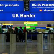 suspiciune de discriminare a romanilor la intrarea in marea britanie