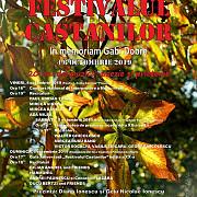 locatie de desfasurare a festivalului castanilor in cazul in care vremea va fi nefavorabila in zilele de 5 si 6 octombrie