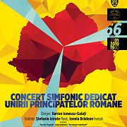concert simfonic dedicat unirii principatelor romane